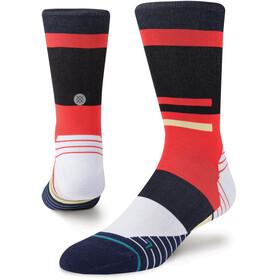 Stance M's Ciele Athletique Socks Red